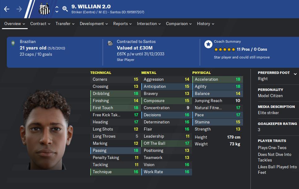 Willian 21